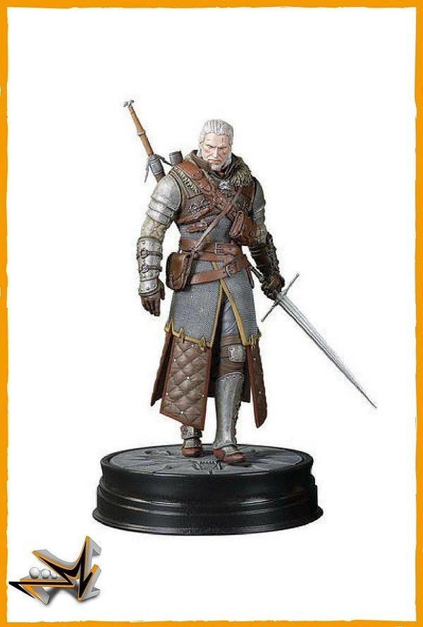 Geralt Grandmaster the witcher wild hunt - Dark Horse