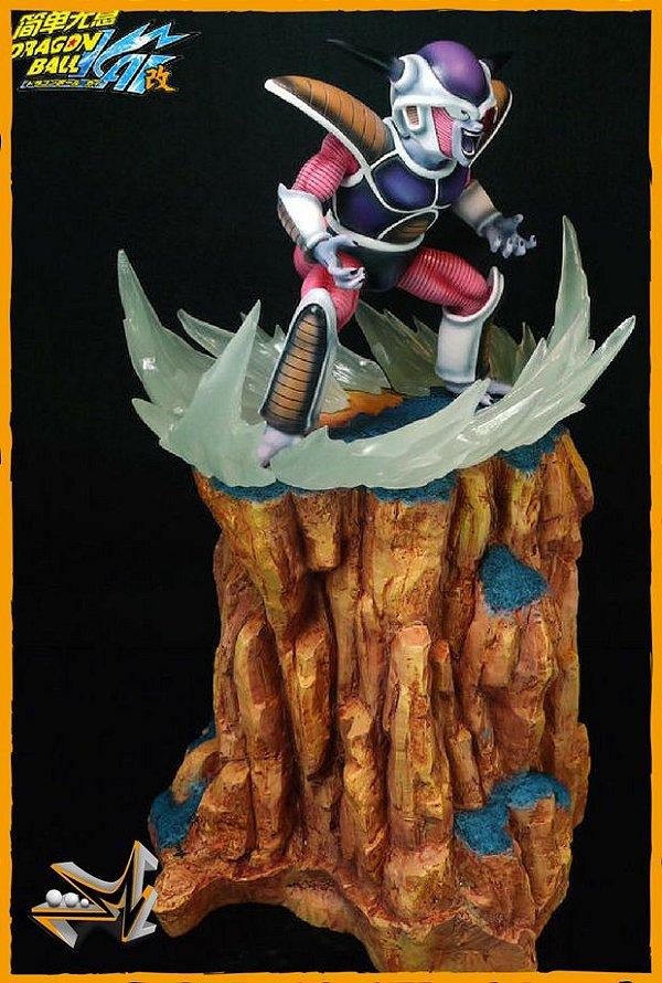 Freeza 1° Transformação Estátua Dragon Ball - VKH