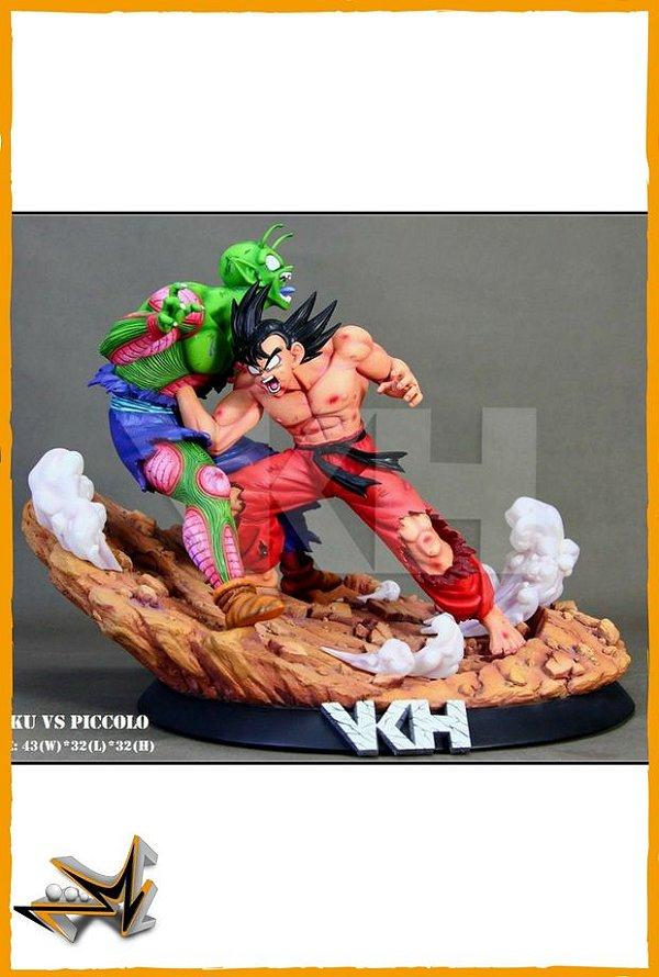 Goku Vs Piccolo Diorama Dragon Ball - VKH