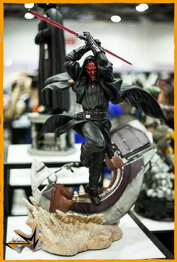 Darth Maul 1/4 Star Wars - Xm Studios (reserva de 10% do valor)