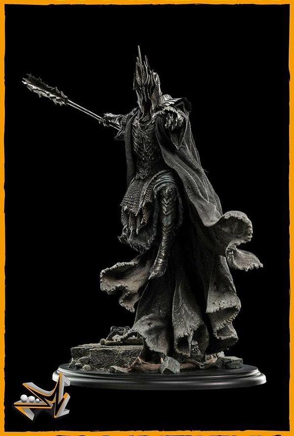 Ringwraith de Forod em Dol Guldur O Hobbit - Weta (reserva de 10% do valor)