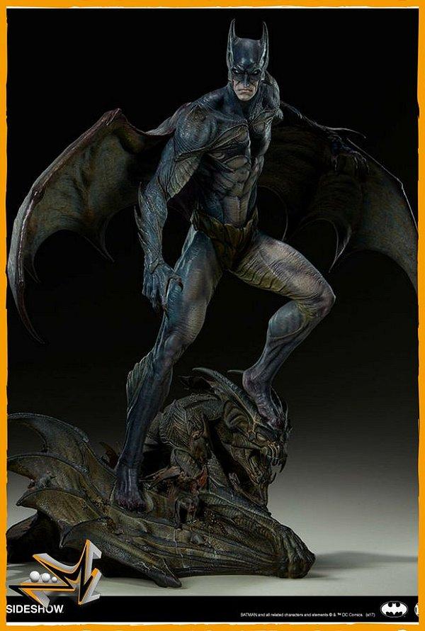 Batman EX Gotham City Nightmare Dc Comics - Sideshow