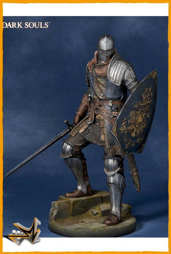 Oscar Knight Of Astora 1/6 Dark Souls - Gecco Co. (reserva de 10% do valor)