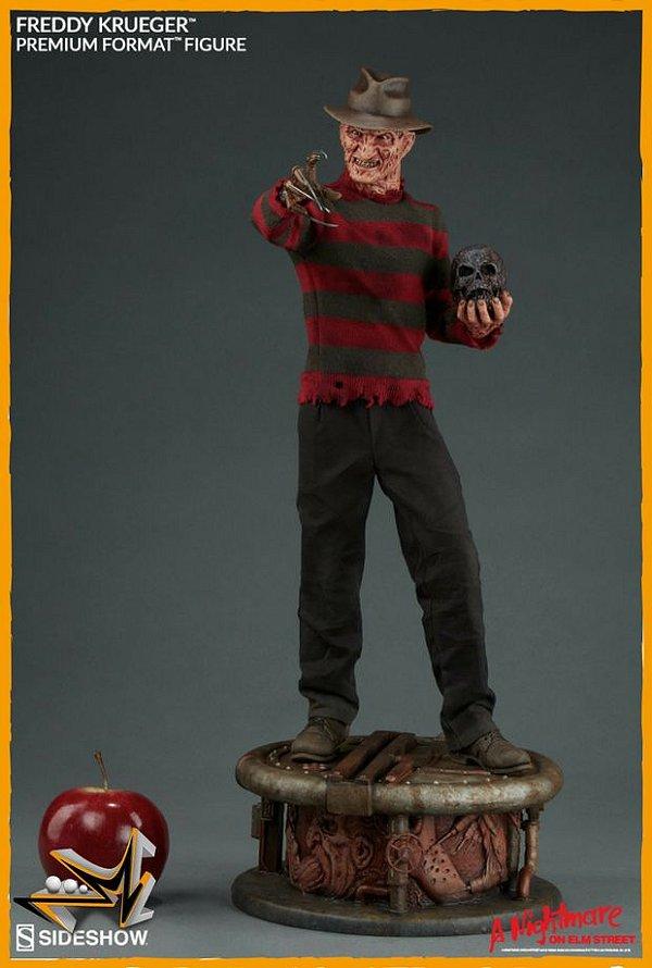Freddy Krueger Premium Format - Sideshow
