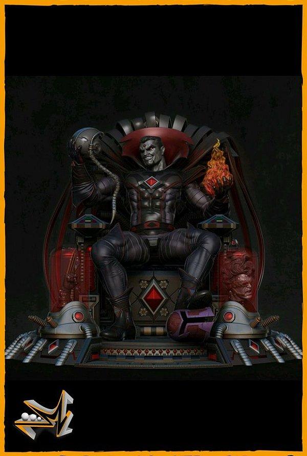 Sinister On Throne 1/4 Custom - Tiger j Custom (reserva de 10% do valor)