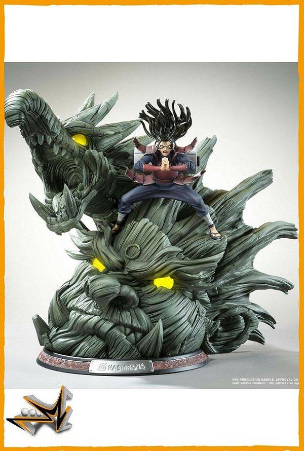Hashirama Senju HQS Naruto Shippuden - Tsume Art