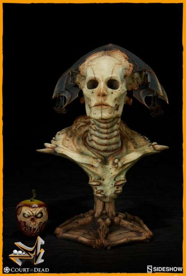 Xiall Busto Escala Legendary Court Of The Dead - Sideshow (reserva de 10% do valor)