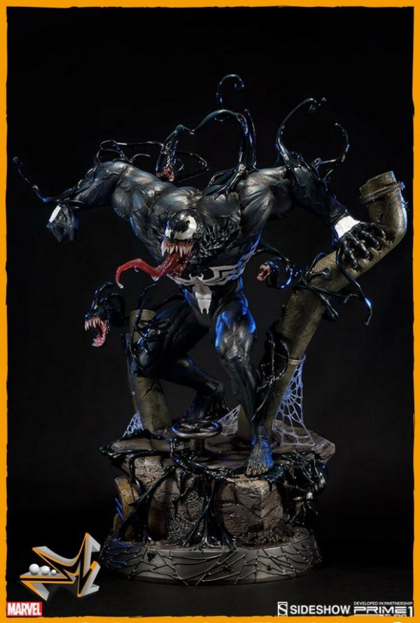 Venom Dark Origin Versão Exclusiva Marvel - Prime 1