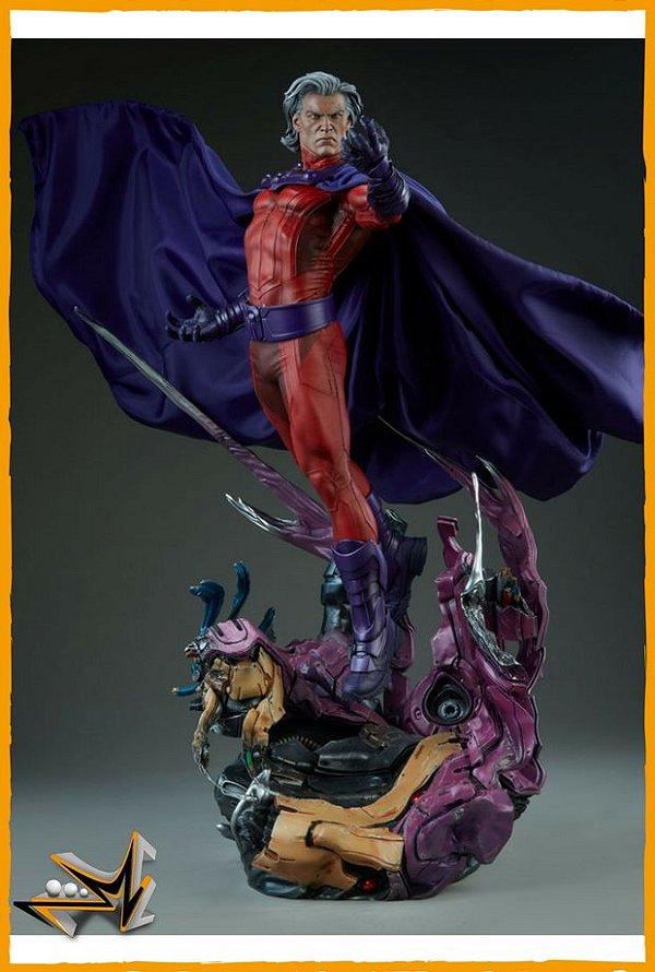 Magneto Maquette EXCLUSIVO Marvel - Sideshow (reserva de 30% do valor)