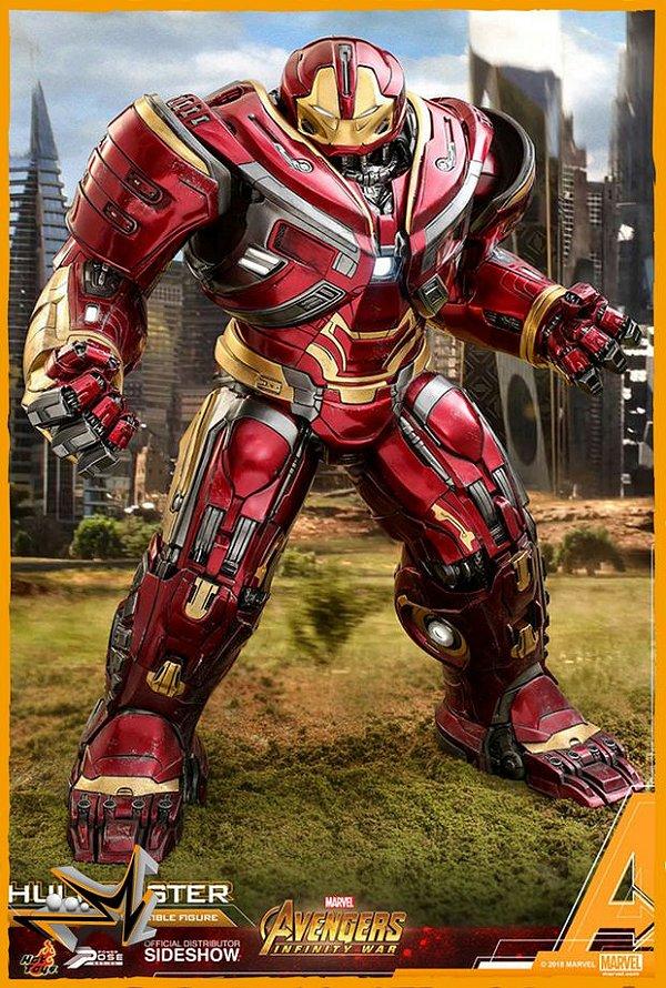 Hulkbuster Vingadores Guerra Infinita 1/6 Marvel - Hot Toys (reserva de 10% do valor)