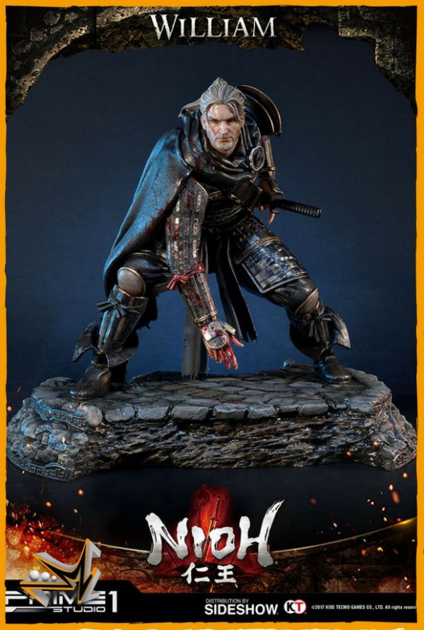 William Nioh - Prime 1 (reserva de 10% do valor)