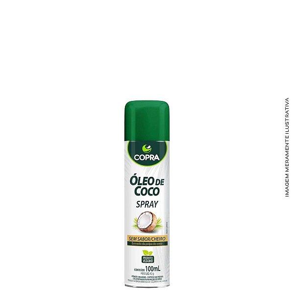 Óleo de Coco em Spray Sem Sabor 100ml - Copra