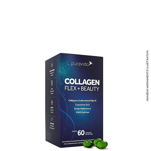 Collagen Flex Beauty 60 Caps - Pura Vida