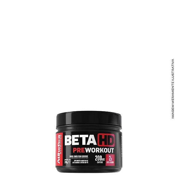 Beta HD Pré Treino 240g - Atlhetica Nutrition