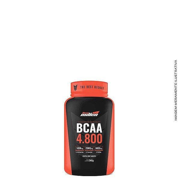BCAA 4.800mg 120 tabs - New Millen