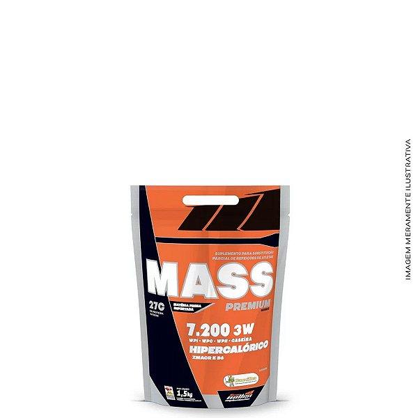 Hipercalórico Mass Premium 7.200 1,5kg - New Millen