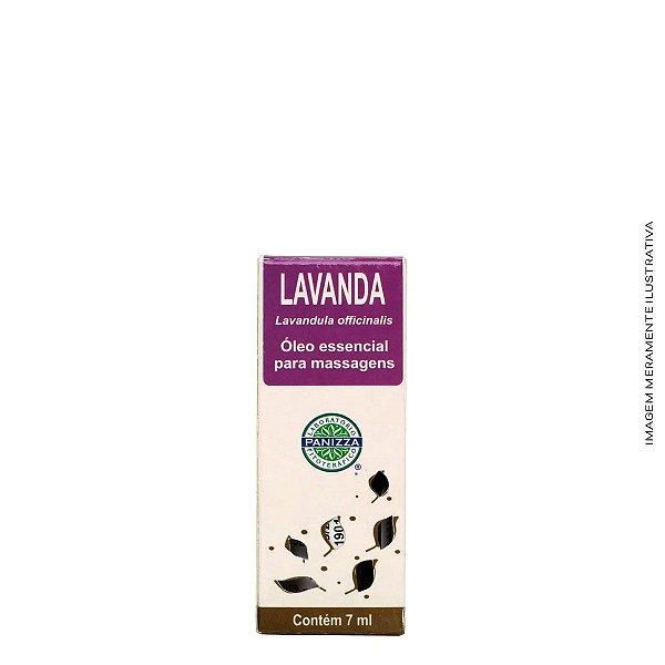 Óleo Essencial Lavanda 7ml - Panizza