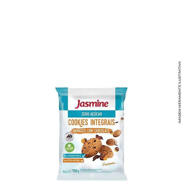 Cookies Zero Açúcar de Damasco com Chocolate 150g - Jasmine