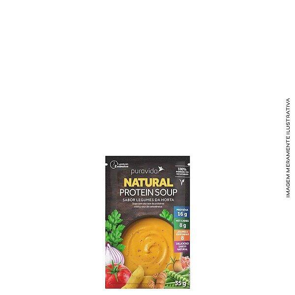 Natural Protein Soup Legumes da Horta 35g (cada) - Puravida