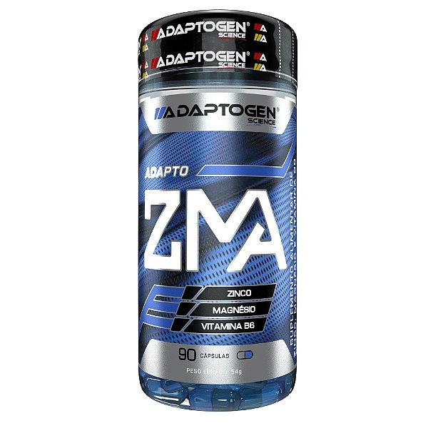 ZMA  90 cápsulas - Adaptogen