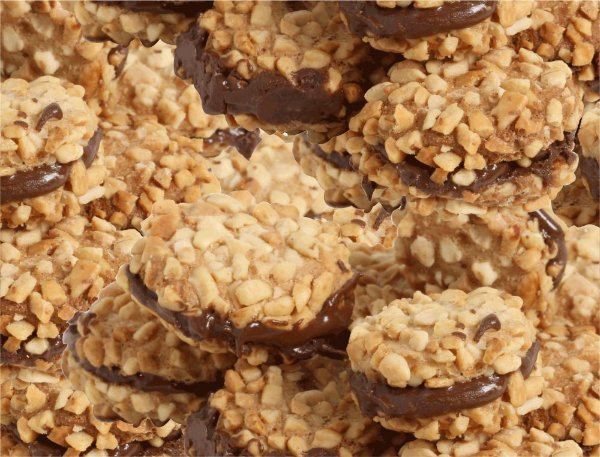 Biscoito Amanteigado Kishow