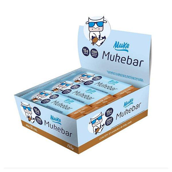 Muke Bar Pão de Mel 60g cada - MaisMu