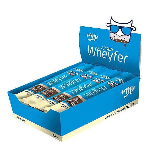 Chocowheyfer Chocolate Branco 25g  - MaisMu