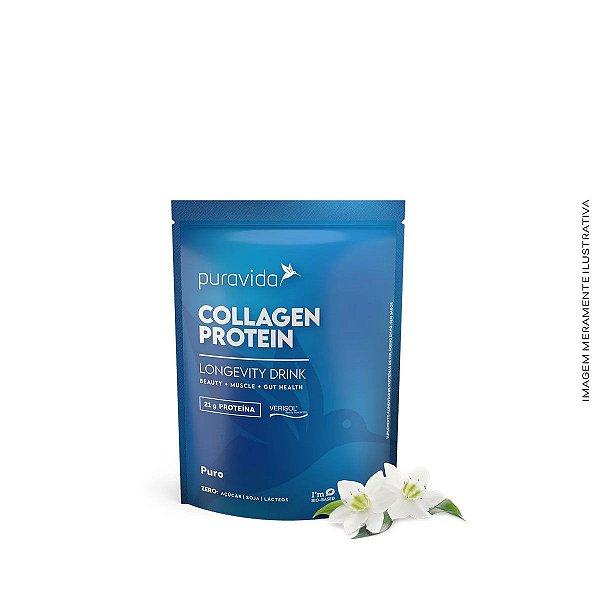 Collagen Protein Puro 450g - Puravida
