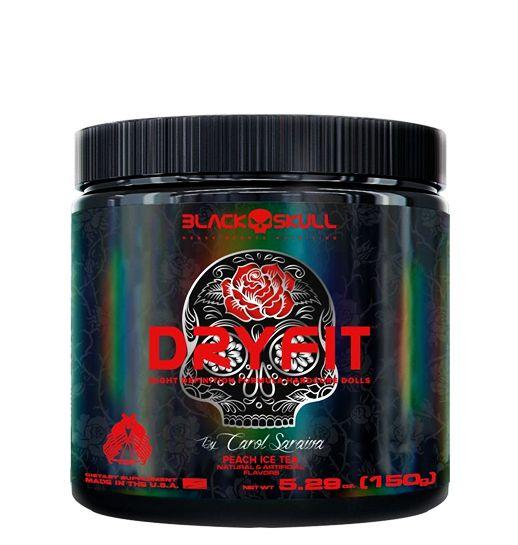 Dry Fit 150g - Black Skull