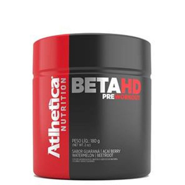 Beta HD Extreme Intense 180g - Atlhetica