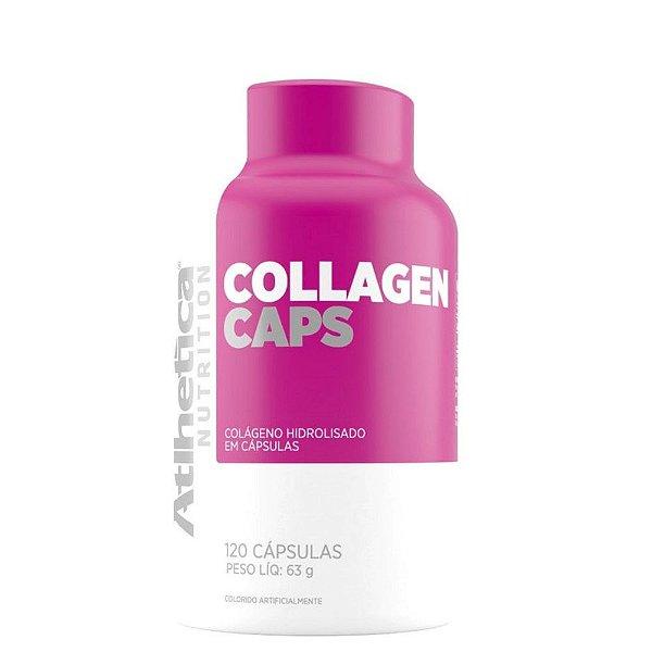 Ella Collagen (Colágeno) 120 cápsulas - Atlhetica
