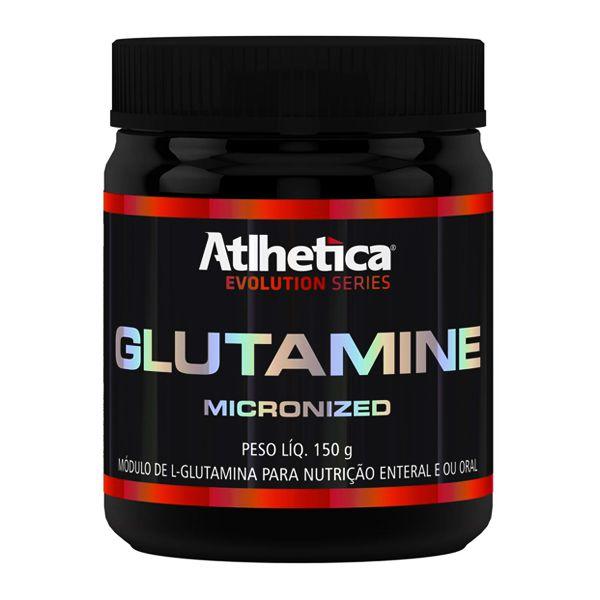 Glutamine (Glutamina) Micronized - 150g - Atlhetica
