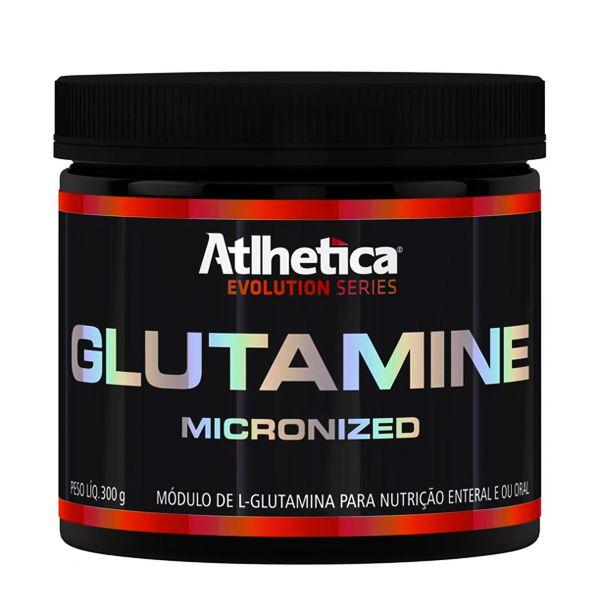 Glutamine Micronized 300g - Atlhetica