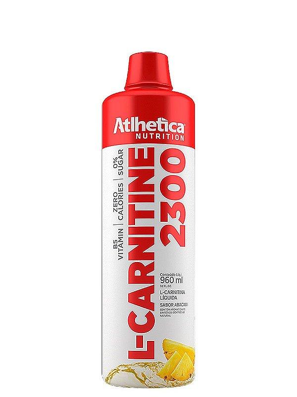 L-Carnitine 2300 - 960 ml - Atlhetica