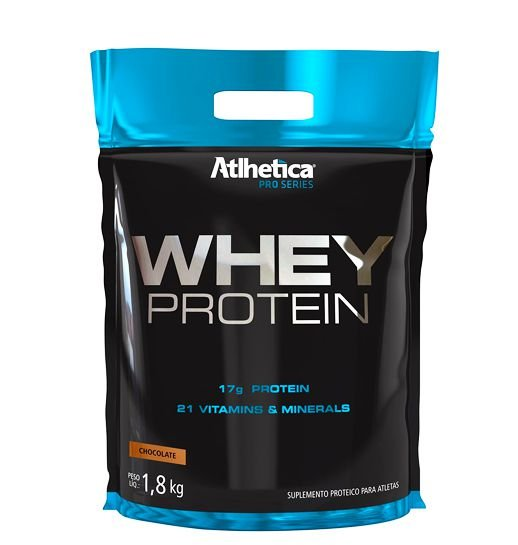 Whey Protein Pro Series - 1,8kg (Refil) - Atlhetica