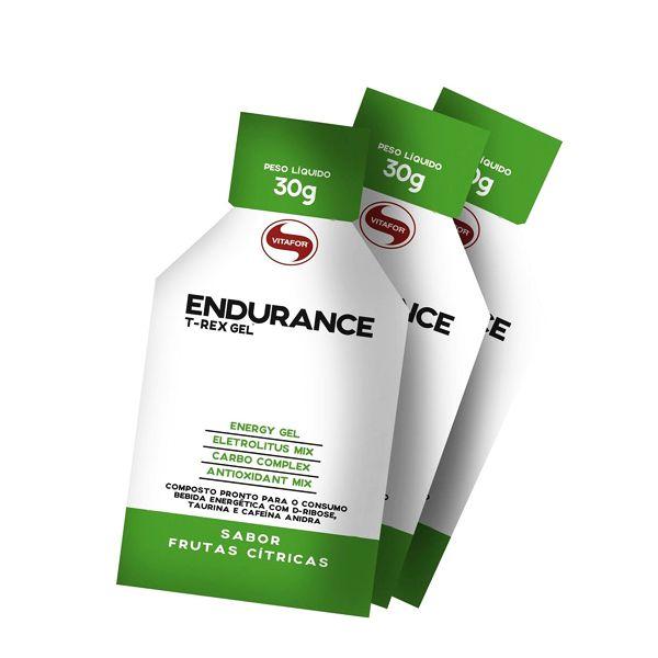 Endurance Gel sachê 30g - Vitafor