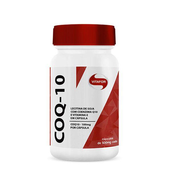 COQ-10 (Coenzima) 30 Cápsulas - Vitafor