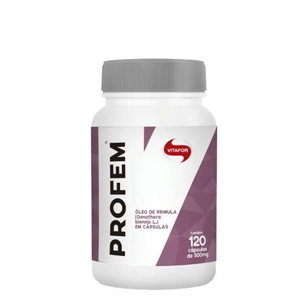 Profem 120 Cápsulas - Vitafor
