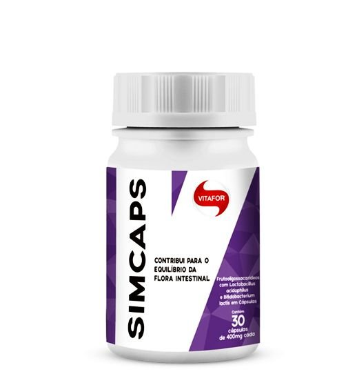 Simcaps 30 Cápsulas- Vitafor
