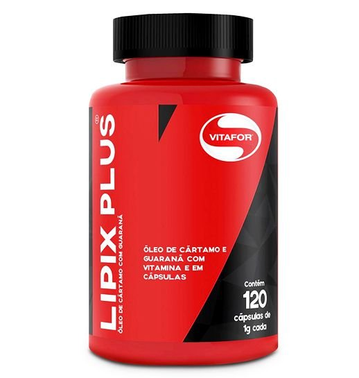 Lipix Plus 120 Cápsulas - Vitafor