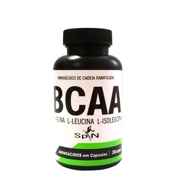 Bcaa 2500 - 30 Cápsulas - Sports Nutrition