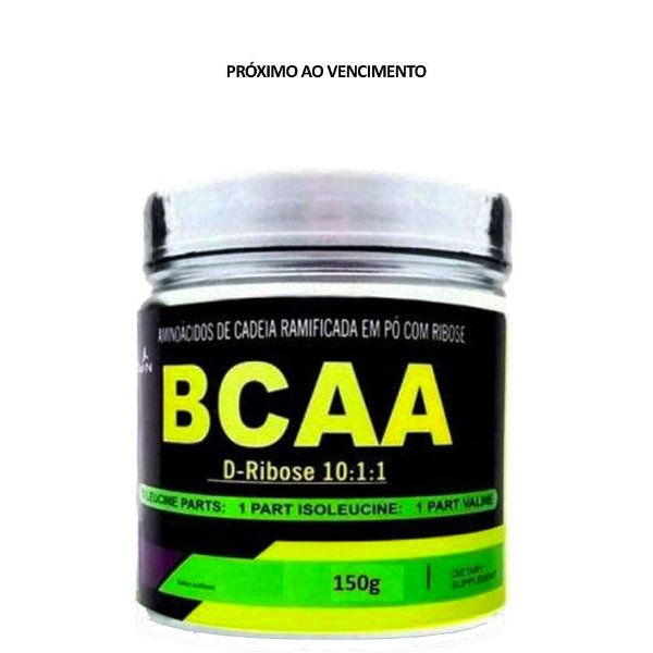 Bcaa D-Ribose 10:1:1 150g - Sports Nutrition