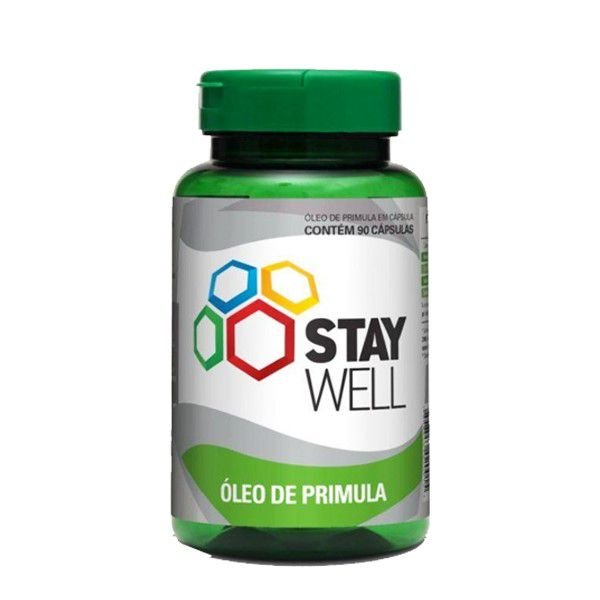 Óleo de Prímula 90 Cápsulas Stay Well - Sports Nutrition