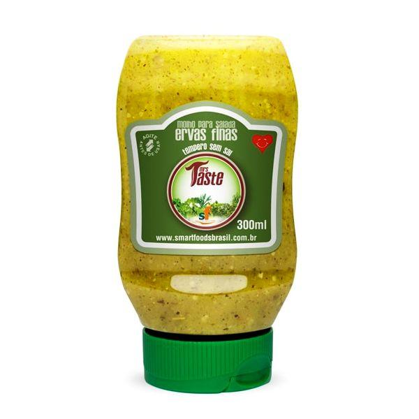 Molho para Salada Ervas Finas Zero Sódio - 300ml - Mrs Taste