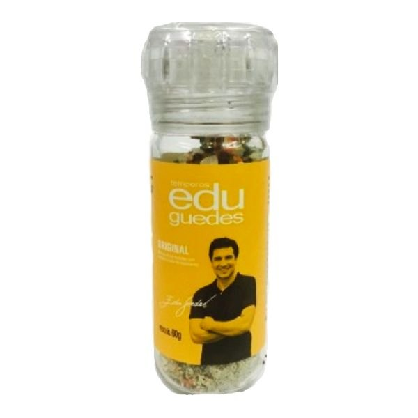 Moedor Edu Guedes Original - 60g - Br Spices