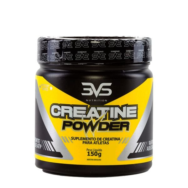 Creatine Powder (Creatina) 300g - 3Vs