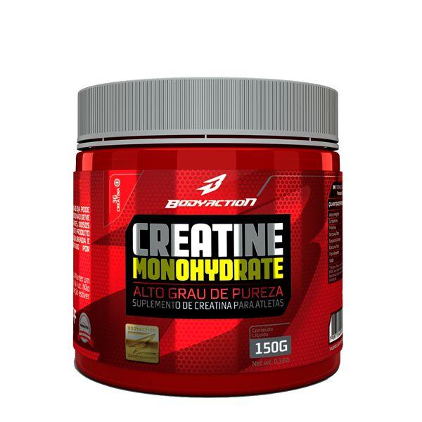 Creatine (Creatina) Monohydrate - 150g - Body Action