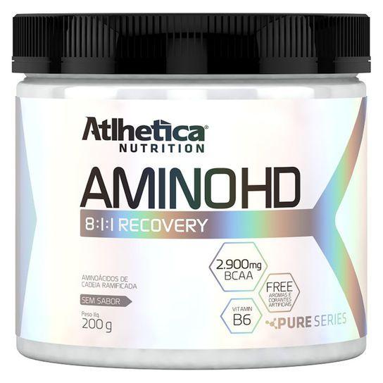 Amino HD 8:1:1 Recovery - 200g - Atlhetica Nutrition