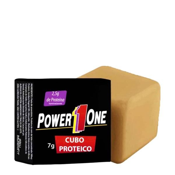 Cubo Proteico 7g - Power One