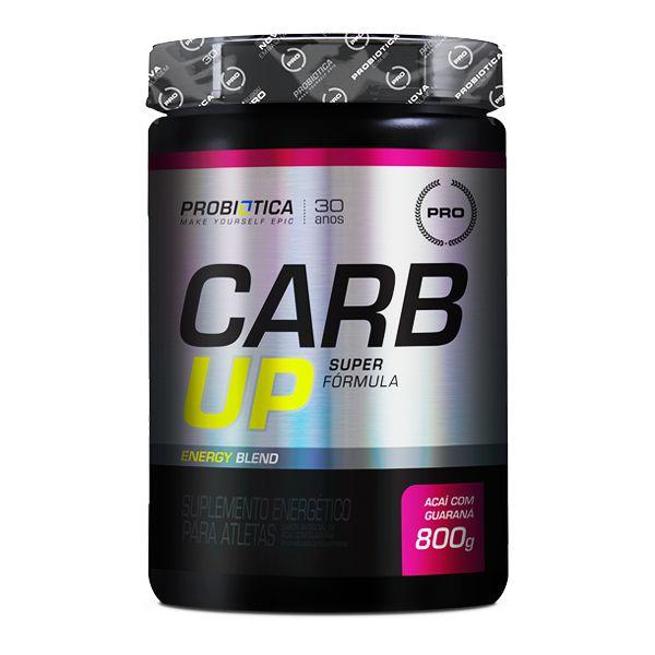 Carb Up Super Fórmula 800g - Probiótica